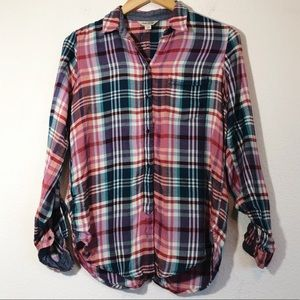 Lucky Brand Flannel Size XS